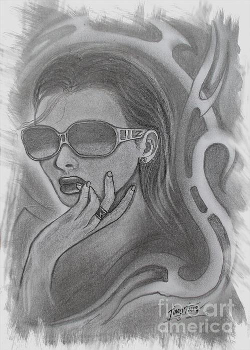 Drawing @ digital art