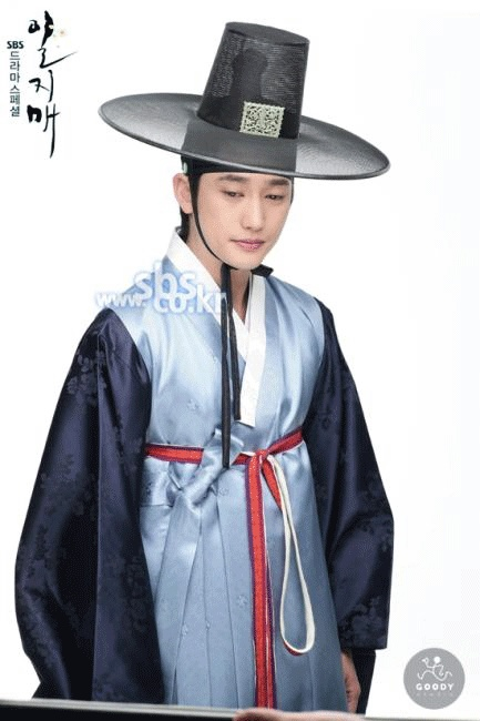 Park Shi Hoo in The Princess's Man - K- Drama