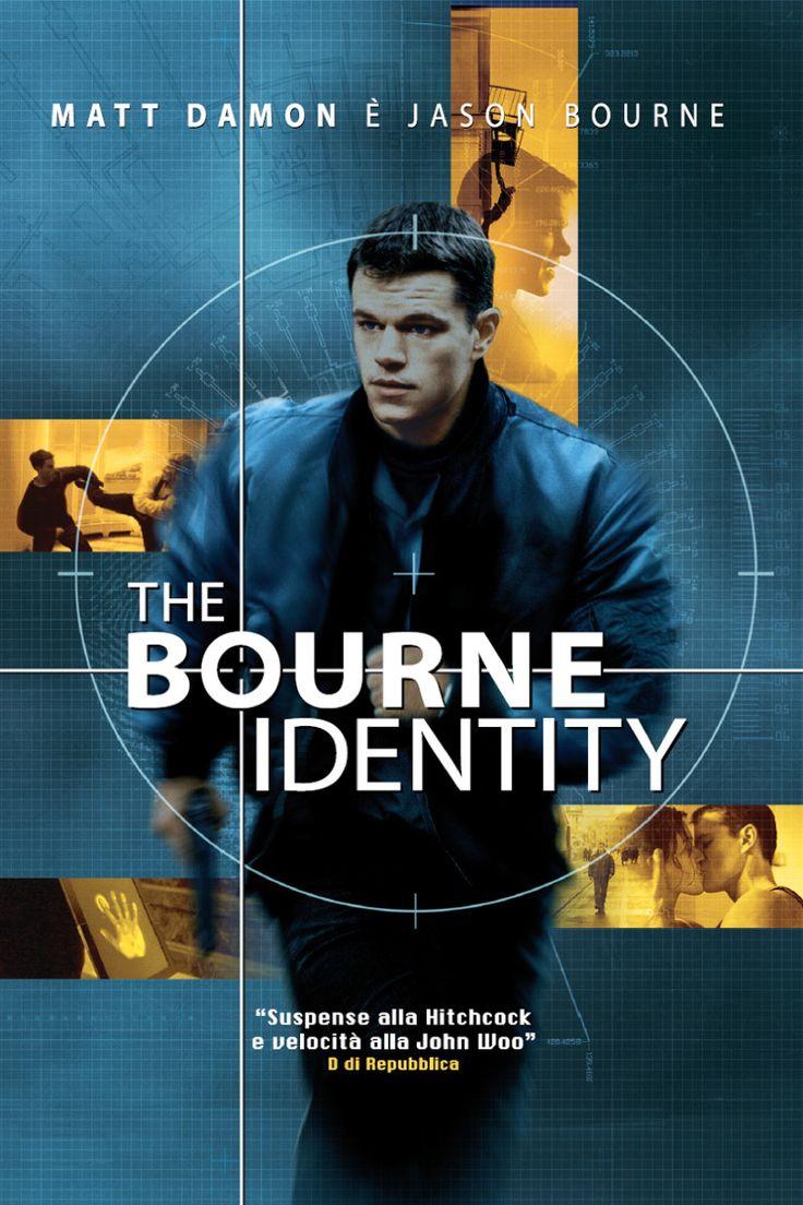 The Bourne Identity film completo del 2002 in streaming HD gratis in italiano, guardalo online a 1080p e fai il download in alta definizione.