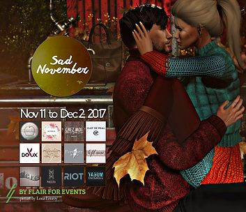 Flair For Events   SN4 Event Infos