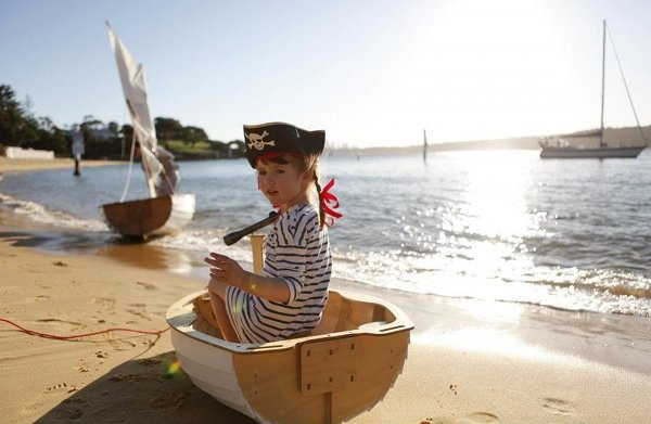 DIY boat balmain boat company