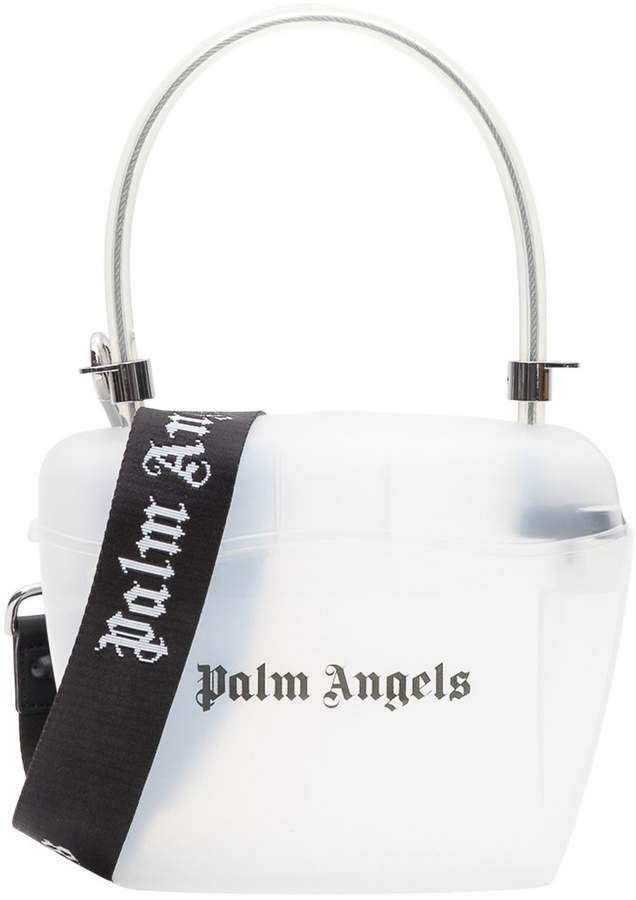 2ef43c7c5 Palm Angels Strap Padlock Bag #Angels#Palm#Strap | Fashion Games in ...