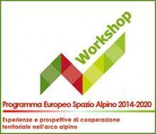 """Tre appuntamenti  per partecipare al workshop """"Il Programma Europeo Spazio Alpino 2014 - 2020: esperienze e prospettive di cooperazione territoriale nell'arco alpino"""". www.alpine-space.eu / www.spazio-alpino.it"""