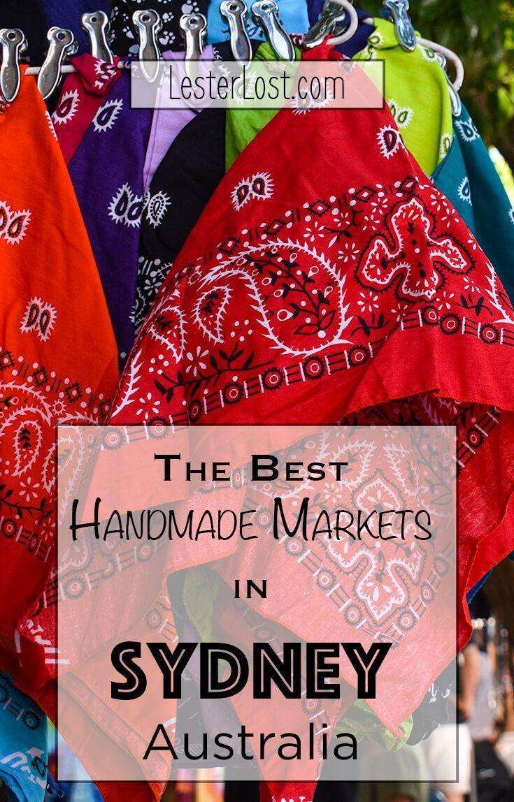 Travel Australia | Travel Sydney | Sydney Markets | Discover Sydney | Shop Handmade | Handmade Markets | Shopping Handmade | Handmade Experiences | Sydney Day Trips #travel #australia #sydney