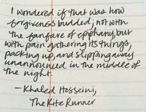 The Kite Runner Forgiveness Quotes: Tumblr_nhdffvd1F41qlccb8o1_500.jpg (500×383)