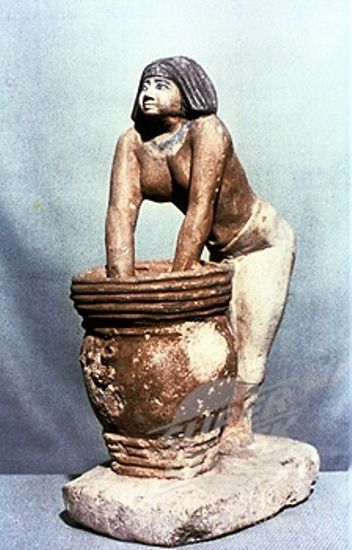 woman brewing beer in ancient Egypt. http://www.thebrewbarn.com.au/ in Hoppers Crossing.