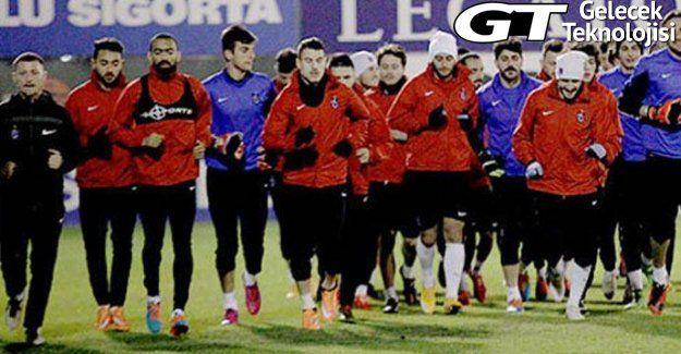 Trabzonsporda Napoli Maçı Öncesi 5 Sakatlık