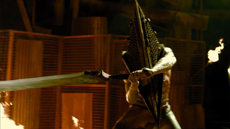 Pyramid Head From Silent Hill | Silent Hill 2 | Pelicula Trailer