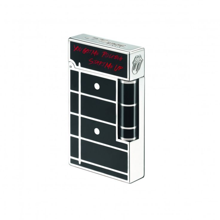 """ST Dupont -Limited Edition """"Rolling Stones"""" - Tabaccheria Corti Lecco - Online Shop #lighters #stdupont #limitededition #tabaccheriacorti #dupont #rollinstones"""