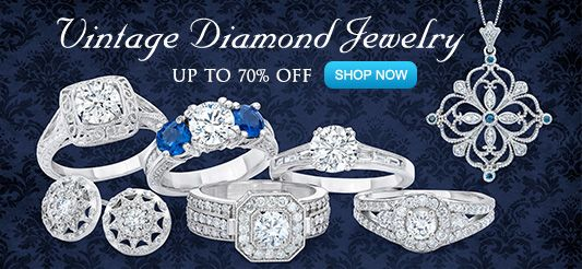 Diamond and gold jewelry and much more