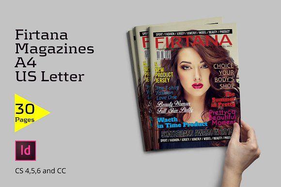 Firtana Magazines @creativework247