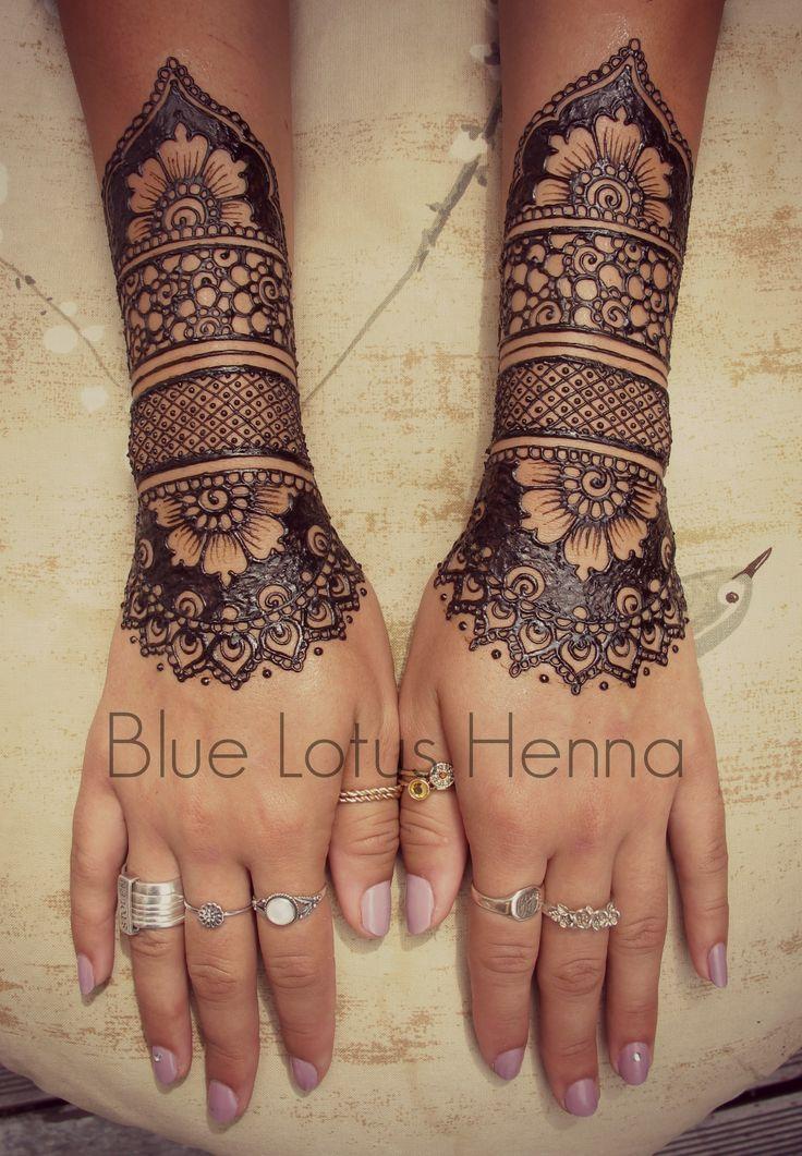 Alternative Bridal Cuffs....