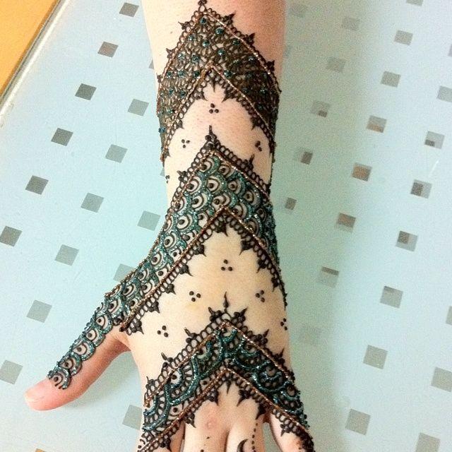 75 Beautiful Mehndi Designs Henna Hand Art: Gorgeous Mehendi Design For The Hands, Beautiful, Henna