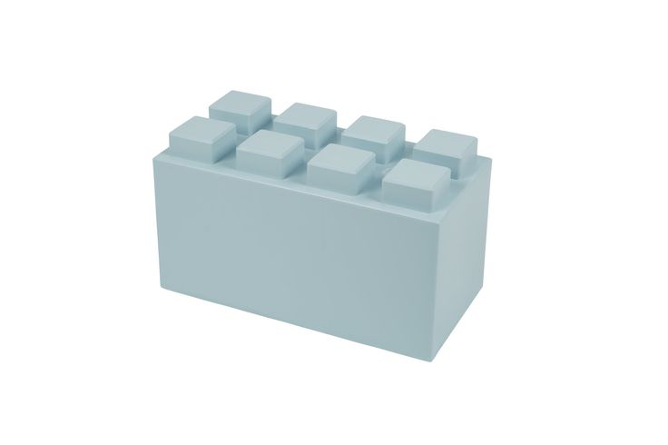 Anders Ruff Modern Building Block Sign