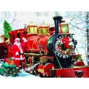 Christmas Express - 1000pc Jigsaw Puzzle by Sunsout