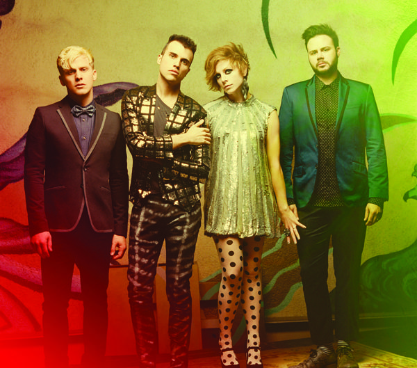 Neon Trees! And does anyone else see how much the lead singer looks like Maci's ex, Ryan from Teen Mom?