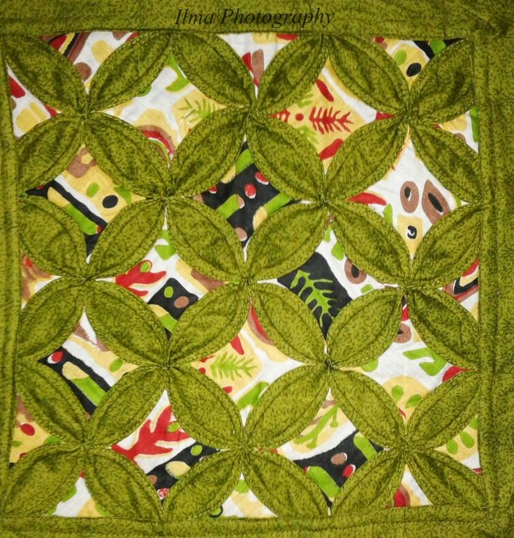 Patchwork Table mat