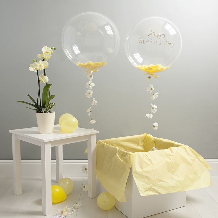 Show mum she's number 1 on Mother's Day - Bubblegum Balloons
