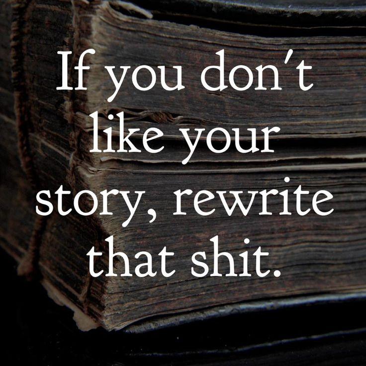 Words of wisdom #reallifereset