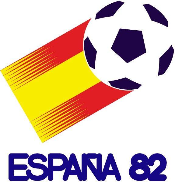 Logo del Mundial de España 1982.
