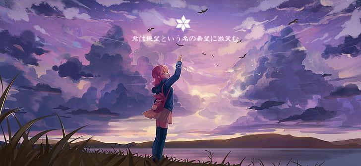 Danganronpa danganronpa 2 goodbye despair anime chiaki