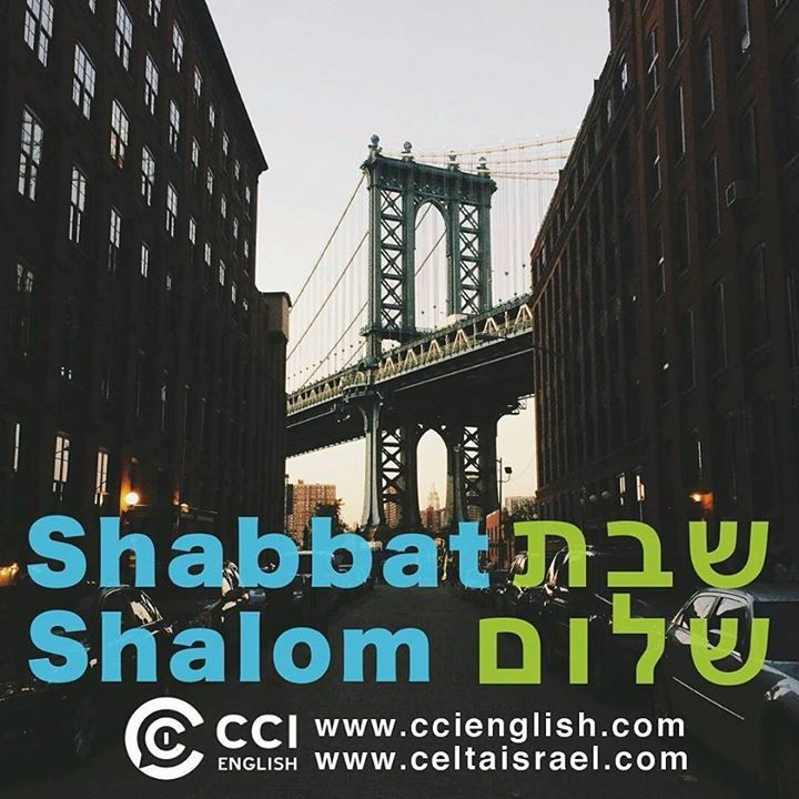Good news - it's Friday! Shabbat Shalom everybody! #TGIF #שבתשלום #ccienglish #celtaisrael #learnenglish #english #languagelearning #teachenglish #fb #shabbos #tgif #newyorkcity #newyorknewyork #manhattan #nyc #brooklyn #jewishbrooklyn #jewishnewyork @bc_hillel @bchillel @thejewishmuseum @thejewishmuseumshop @jewishevents @oldjewishmen http://ift.tt/2t3J3v1 http://ift.tt/2tCsios