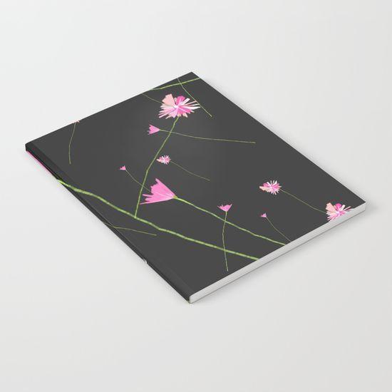 Flowers in the Night II Notebook