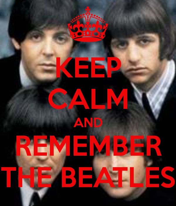 Best Quotes From The Beatles: 1310 Best Images About Keep Calm And........... On