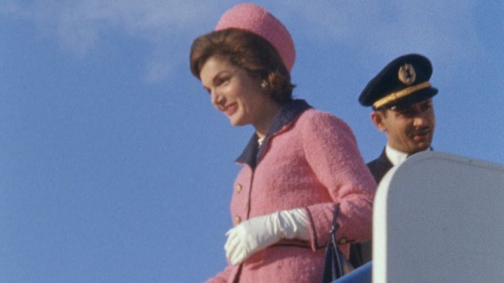 Jackie Kennedy Pink Suit - Bing Images