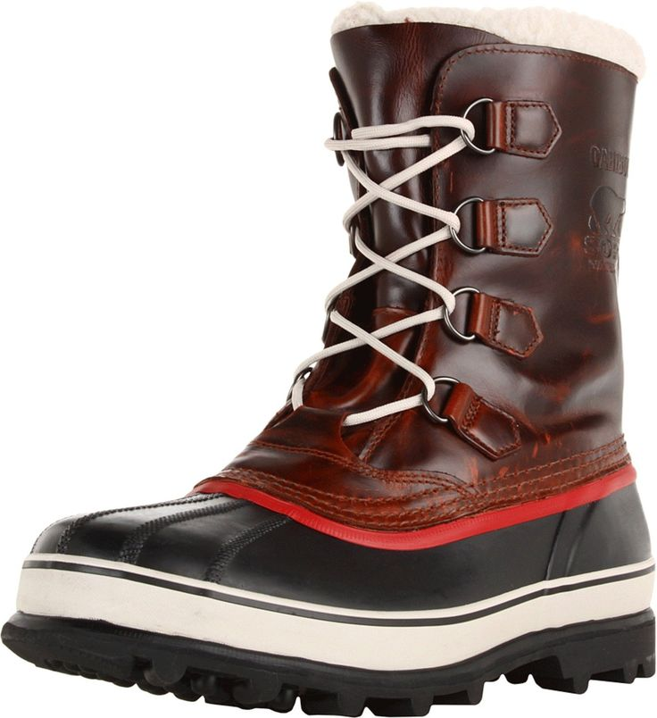 Sorel Men's Caribou Wool Boot - One of the Best Mens Winter Boots