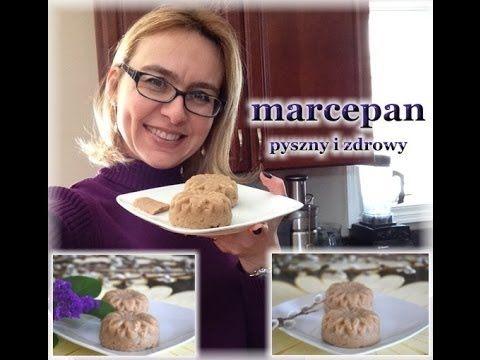 Marcepan - jak zrobić? pyszny i zdrowy przepis:-) // kierunek zdrowie - YouTube