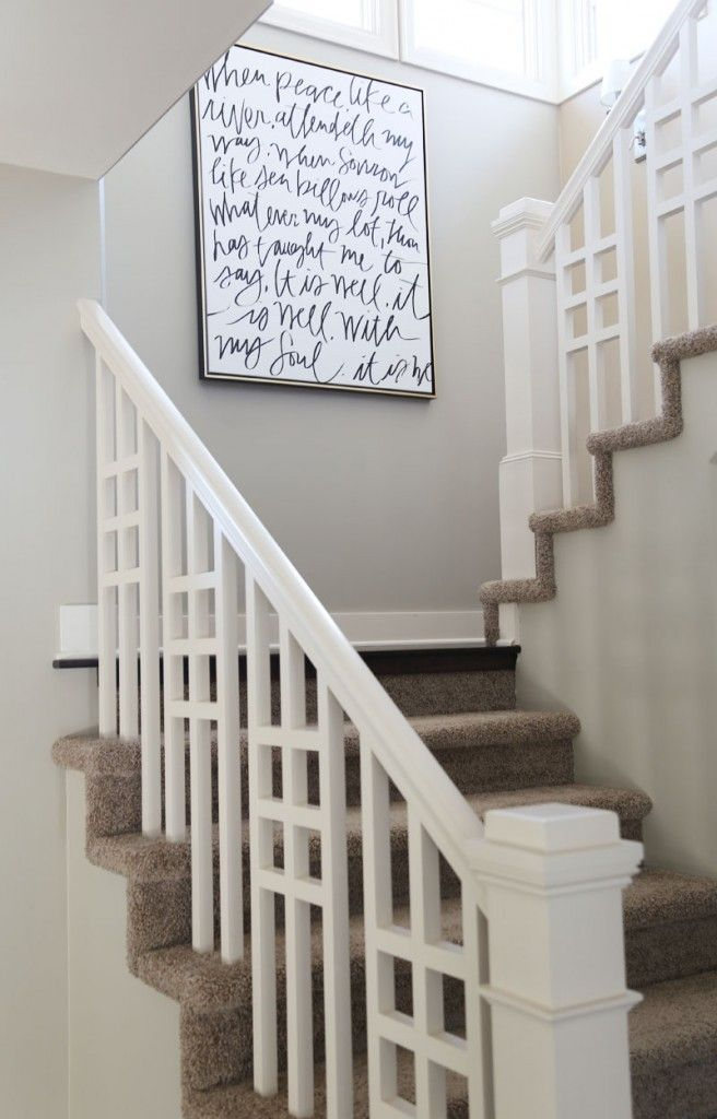 1000 ideas about stairwell decorating on pinterest