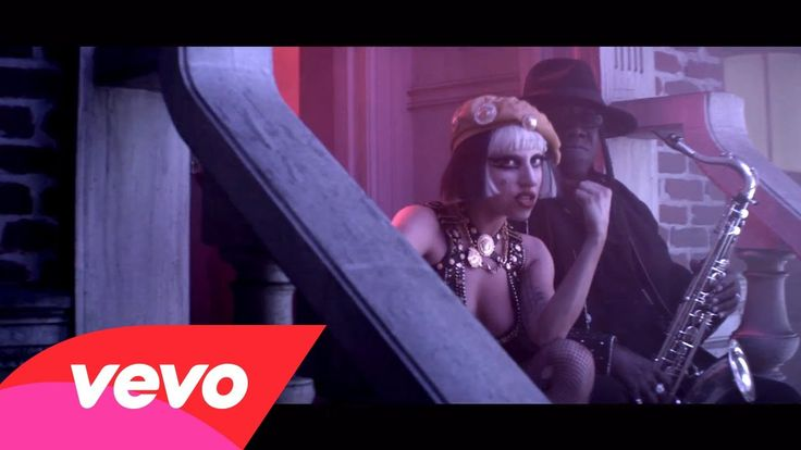 Lady Gaga - The Edge Of Glory (+playlist)