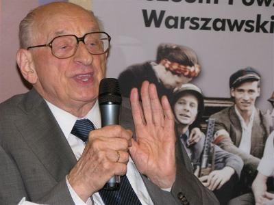 2008 - Fotogaleria - WŁADYSŁAW BARTOSZEWSKI 19 II 1922 - 24 IV 2015