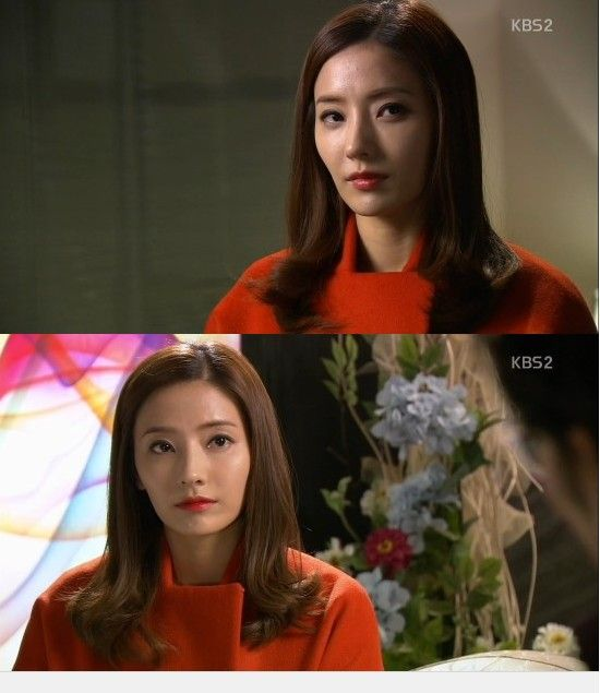 Go Ari in 'Advertising Genius Lee Tae Baek' Episode 3: Red Color Coat