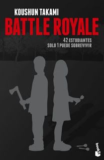 best battle royal ideas ese poster battle  liza books battle royal