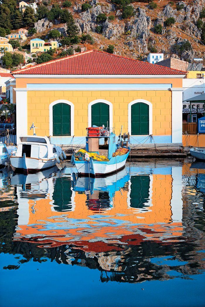 #symi #greece #traveltogreece