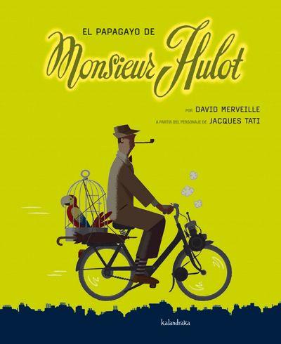 Desplegando las páginas de este álbum visual, recorremos París en compañía de un personaje patoso y despistado, divertido e ingenioso, que fue llevado a la gran pantalla por el cineasta francés Jacques Tati.
