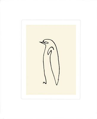 Le Pingouin, 1907 (The Penguin) by Pablo Picasso