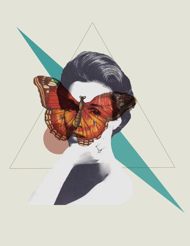 O designer e ilustrador Diego Max traz uma estética particular nas suas instigantes colagens de aura steampunk, misturando anatomia com botânica e geometria. O seu trabalho é fantástico e vale a pena conferir!