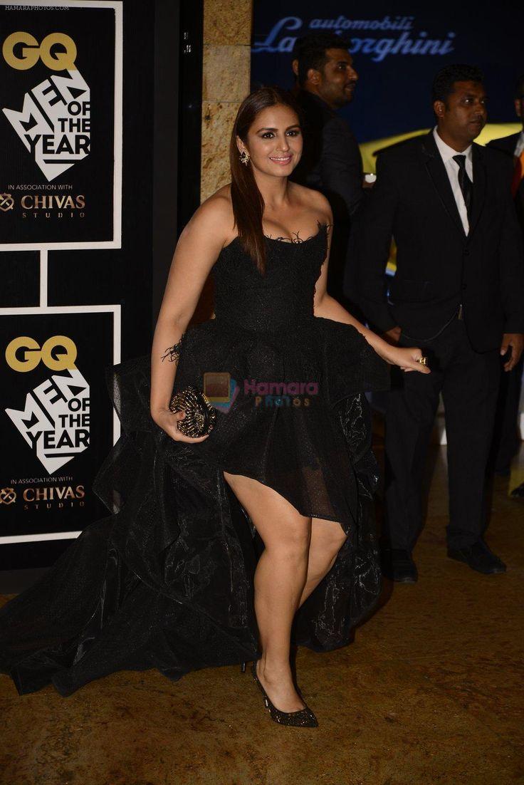 Huma Qureshi at GQ MEN OF THE YEAR on 27th Sept 2016 / Huma Qureshi - Bollywood Photos