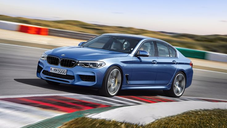 Neuer BMW M5 - Hier kommt der Bayern-Hammer!
