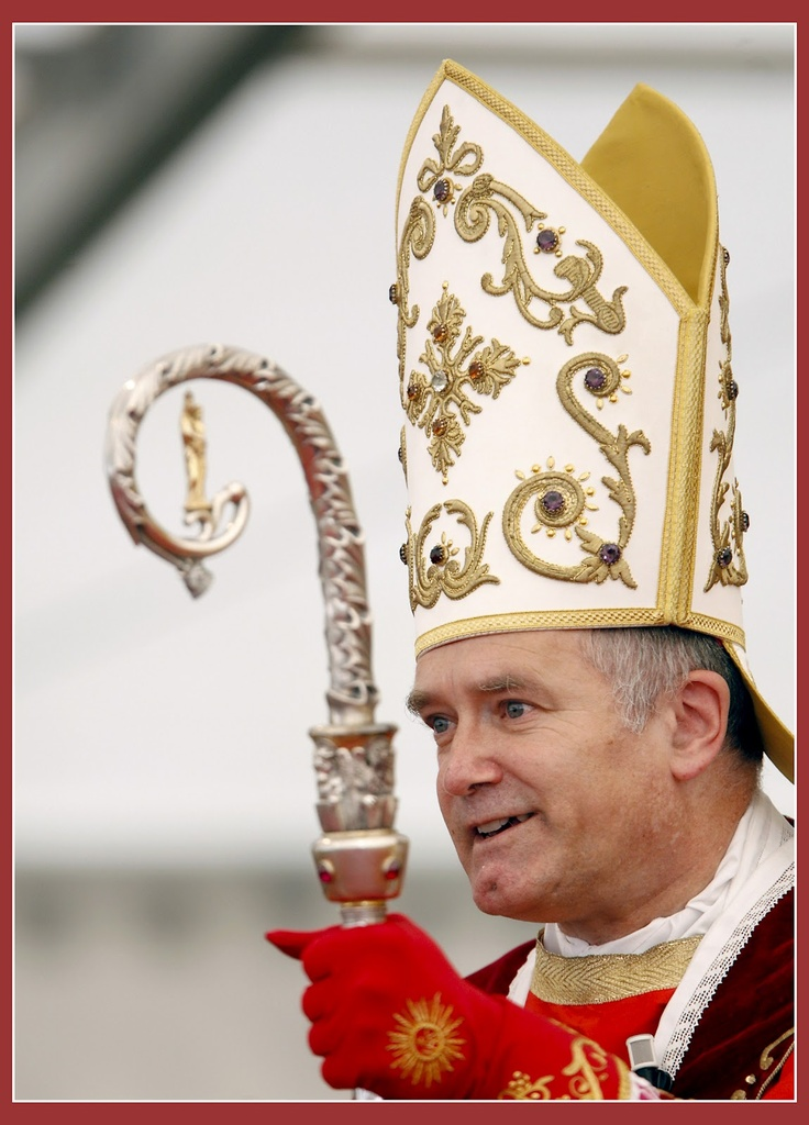 SSPX bishop Bernard Fellay
