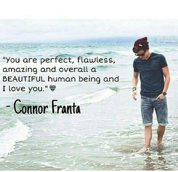 Connor Franta quotes