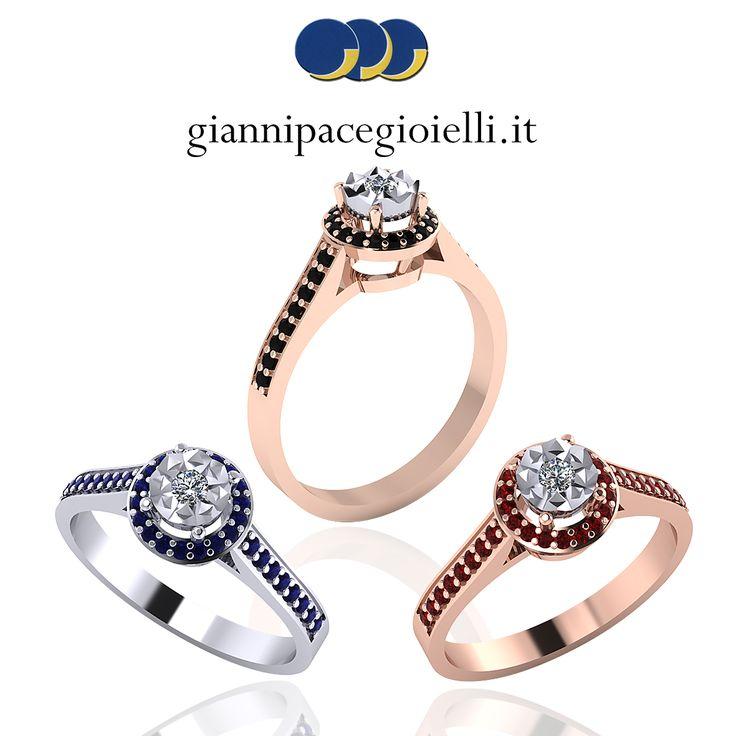 #color #jewels #riflessi