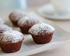Mini moelleux au chocolat (facile, rapide) - Une recette CuisineAZ