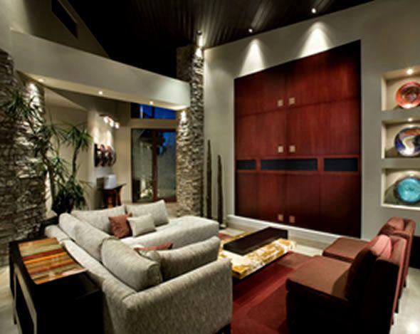 110 best Modern homes images on Pinterest | House interiors ...