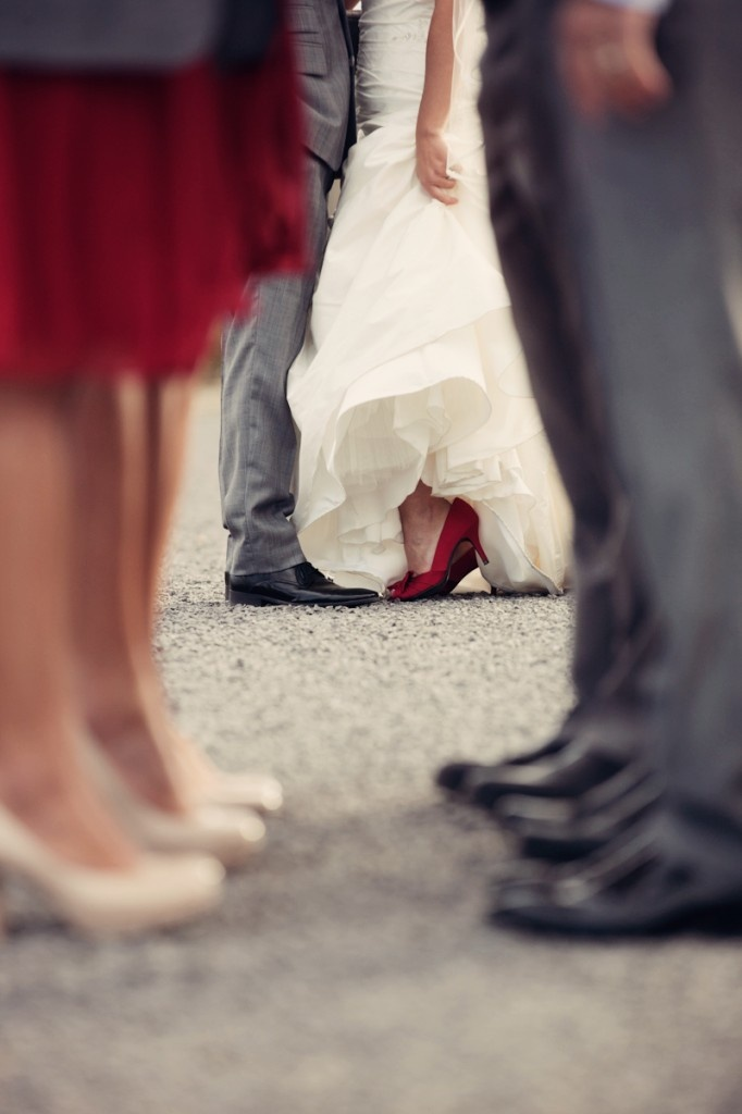 Noemie and Mathieu at Mont St-Anne, Qc, Canada by Genevieve Trudel, wedding photographer