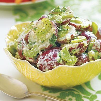 Easter recipes: New Potato Salad Recipe #delicious #nomnomnom #potatosalad #recipe