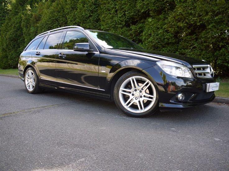 used Mercedes C200 CDI BLUEEFFICIENCY SPORT in surrey